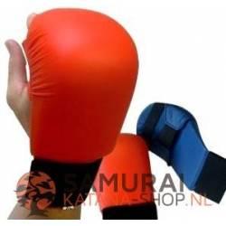 Rood Karate handschoen Nihon