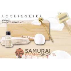 Samurai Sword Maintenance...