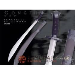 Practical Gongfu Broadsword