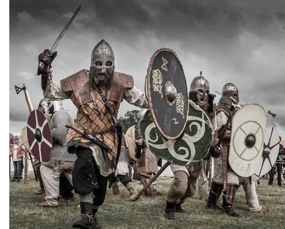 Viking Zwaarden