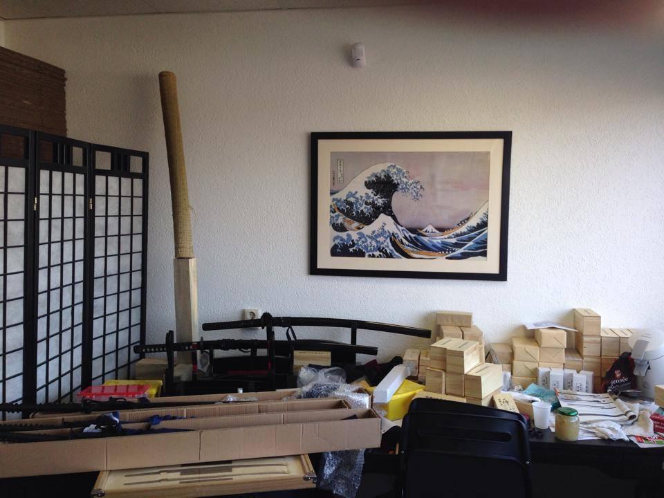 katana en iaito shop